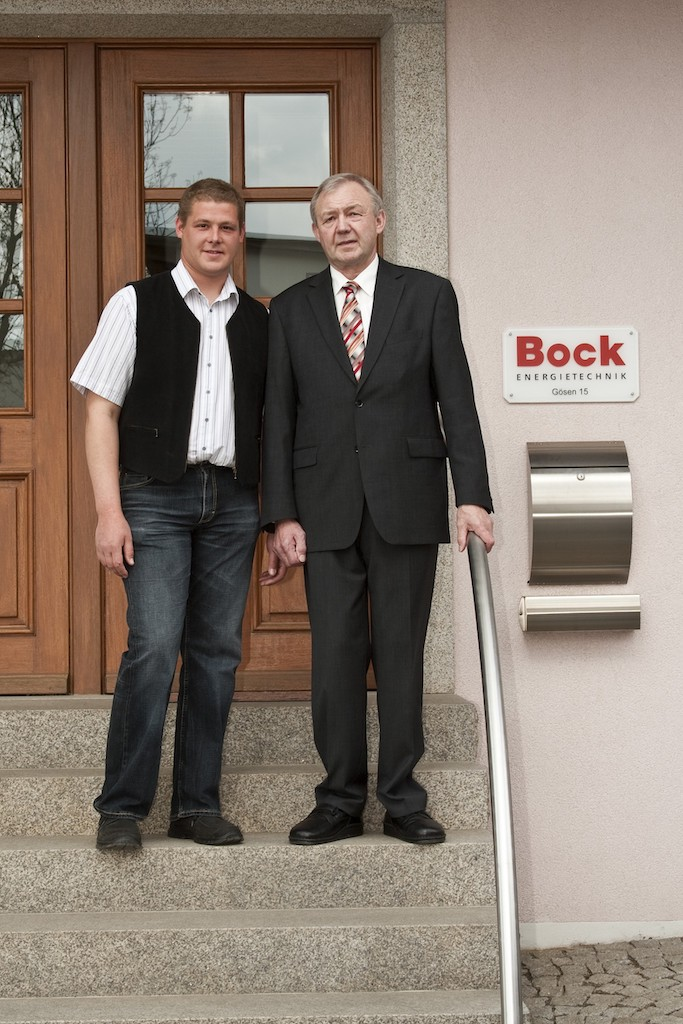 Günther Bock joins