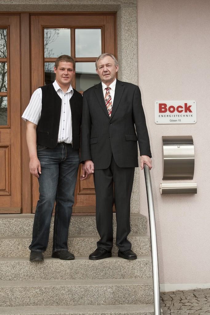 Günther Bock folgt